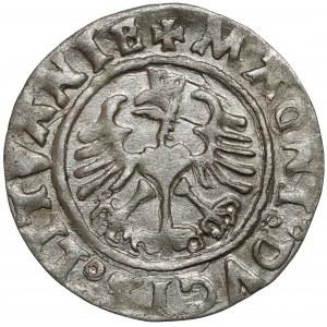Zygmunt I stary, Półgrosz Wilno 1527 - ŁADNY