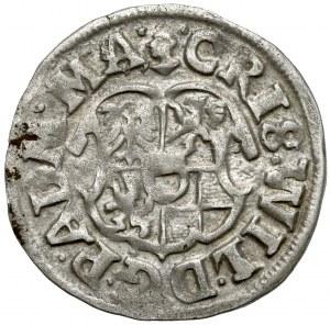 Magdeburg-Bistum, Christian Wilhelm von Brandenburg, 1/24 Taler 1617