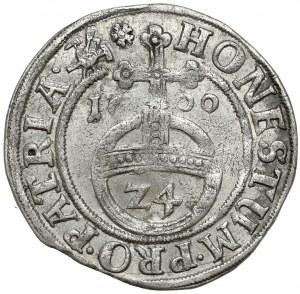 Brunswick-Wolfenbüttel, Heinrich Julius, 1/24 Taler 1600