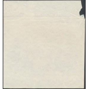 Staloryt, druk próbny banknotu/papieru wartościowego