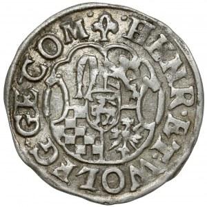 Stolberg-Stolberg, Heinrich XXII. und Wolfgang Georg, 1/24 Taler 1613 AL