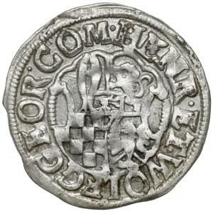 Stolberg-Stolberg, Heinrich XXII. und Wolfgang Georg, 1/24 Taler 1614 AL