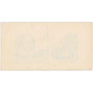 GIORI - staloryt banknotu testowego W. Shakespeare