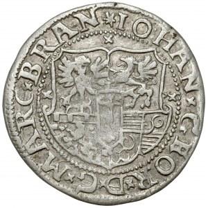 Kurfurst Johann Georg, Berlin, 1/21 Taler 1579