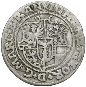 Kurfurst Johann Georg, Berlin, 1/21 Taler 1572