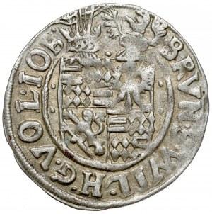 Mansfeld-Bornstedt, 1/21 Taler 1613