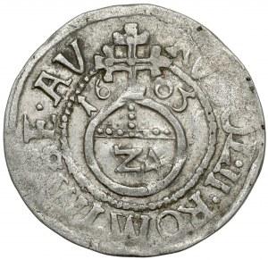 Göttingen, 1/24 Taler 1605