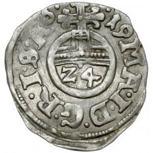 Hannover, 1/24 Taler 1619