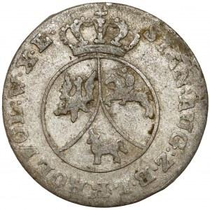 Poniatowski, 10 groszy 1792 M.W.