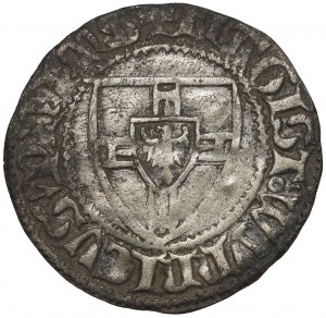 Zakon Krzyżacki, Winrych von Kniprode, Szeląg (1380-1382) - PRVCIE