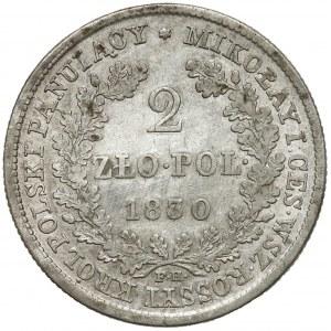 2 złote polskie 1830 FH