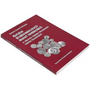 Katalog średniowiecznych monet niemieckich w zbiorach... Ossolińskich, Butent-Stefaniak