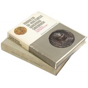 Moneta w kulturze wieków średnich + Pieniądz kruszcowy w Polsce wczesnośredniowiecznej, Kiersnowski (2szt)