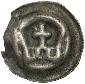 Zakon Krzyżacki, Brakteat - Korona II (1337-1345)