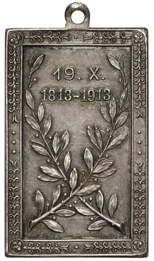 BÓG MI POWIERZYŁ HONOR POLAKÓW - BOGU GO ODDAM - 1813 19.X. 1913