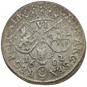 Jan III Sobieski, Szóstak Kraków 1682 - w koronie