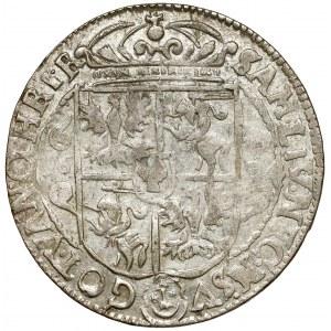 Zygmunt III Waza, Ort Bydgoszcz 1624 - PRV:M+