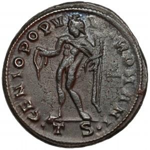 Galerius as Caesar (293-305 n.e.), Follis, Thessalonica
