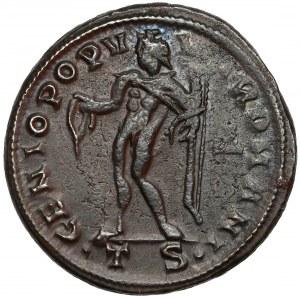 Galeriusz jako Cezar (293-305 n.e.), Follis, Tesaloniki