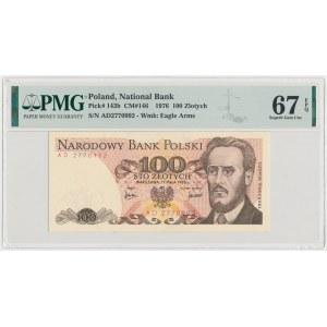 100 złotych 1976 - AD