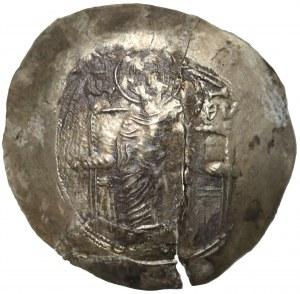 Izaak II Angelos, El Aspron Trachy, Konstantynopol