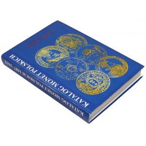 Katalog Monet Polskich (1587-1632) - oprawa kartonowa, blok szyty