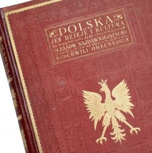 Monety, pieczęcie, medale od X do XVI wieku – tablice autorstwa Gumowskiego [Polska, jej dzieje i kultura]
