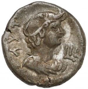 Nero (54-68 n.e.) Roman provincial, Alexandria, Tetradrachm