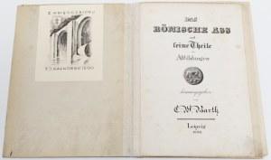 Das römische Ass und seine Theile in Abbildungen