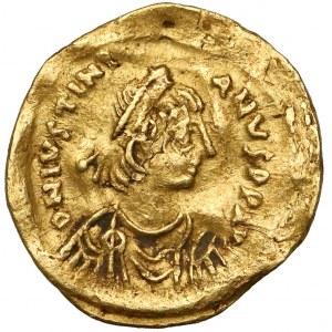 Justynian I Wielki (527-565 n.e.) Tremissis, Konstantynopol