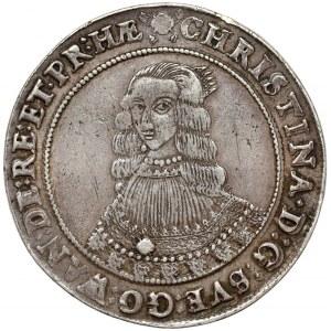 Szwecja, Krystyna Waza, Talar 1644, Sztokholm
