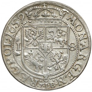 Jan II Kazimierz, Ort Kraków 1659 TLB - ET SVE