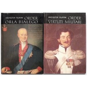 Order Orła Białego, Vitruti Militari, Filipow