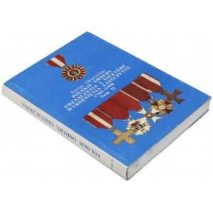 Polskie ordery, odznaczenia... 1705-1990, Tom II, Oberleitner