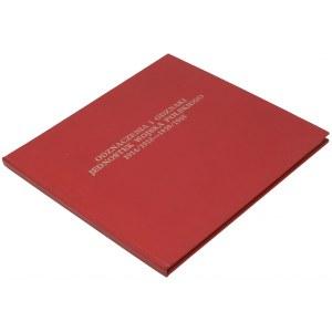 Odznaczenia i odznaki jednostek WP, katalog wystawy