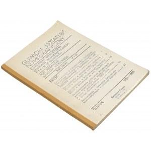 Gliwicki Notatnik Numizmatyczny 1984-1985