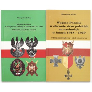Wojsko Polskie - we Francji 1914-1919 i na Wschodzie 1918-1920 (2szt)