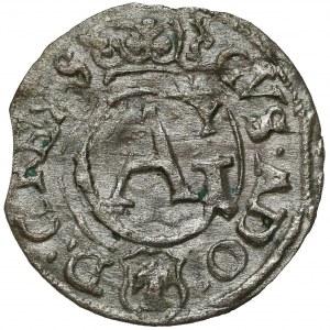 Gustaw II Adolf, Szeląg Elbląg 1632/1 - SVEC