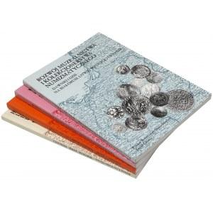 Materiały z konferencji numizmatycznych w Supraślu - I, II, III i V