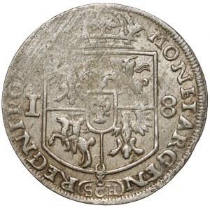 Jan II Kazimierz, Ort Kraków 1655 IT (SCH)