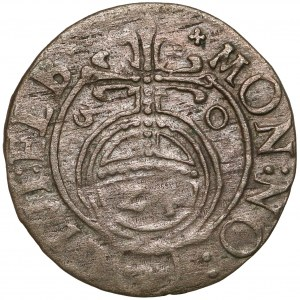 Gustaw II Adolf, Półtorak Elbląg 1630