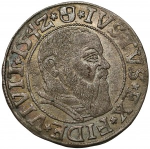 Prusy, Albrecht Hohenzollern, Grosz Królewiec 1542