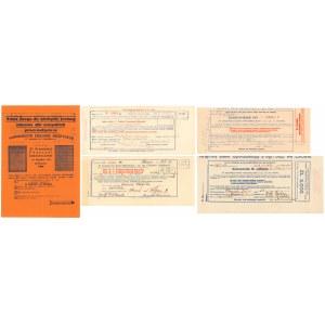 Odcinki do zamówień na pożyczki (5szt)