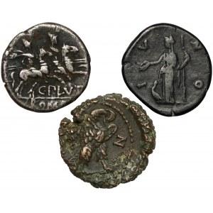 Republika Rzymska i Cesarstwo - zestaw (3szt)