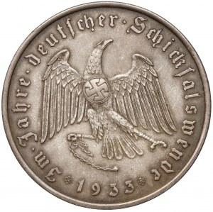 Niemcy, Medal 1933 - Objęcie władzy przez Hitlera