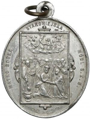 50 rocznica koronacji Matki Boskiej Starowiejskiej 1877-1927