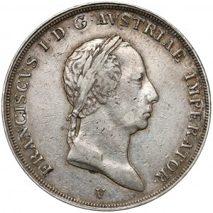Austria, Franciszek I, 1/2 talara 1826 V - Wenecja