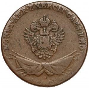 Galicja i Lodomeria, 3 grosze 1794 - numer tuszem