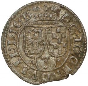 Śląsk, Jan Chrystian, 3 krajcary 1622 HR, Oława