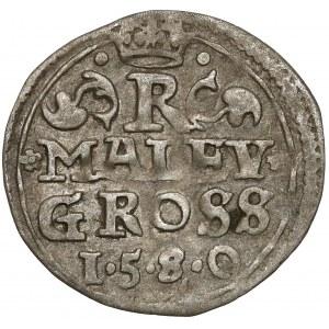 Czechy, Rudolf II, Maley Grosz 1580